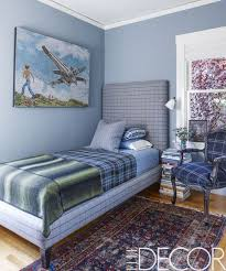 Blue Bedrooms Cool Design Inspiration