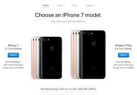 Apple Now Offers 32GB iPhone 7 and iPhone 7 Plus in Jet Black - iClarified