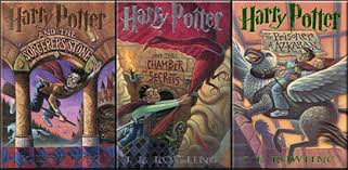 j k rowling s first three books about boy wizard harry potter are masterpieces of children s literature fantasy literature mystery literature