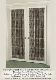 french doors curtains. Fine French To French Doors Curtains R