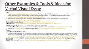 staple your green rubric on top of the final printed copy of your  other examples tools ideas for verbal visual essay prezi prezi