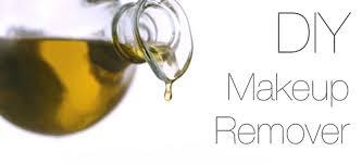 diy olive oil and aloe vera makeup
