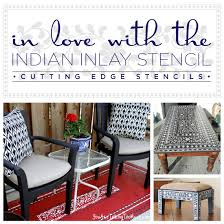 are you in love with the indian inlay stencil stencil stories