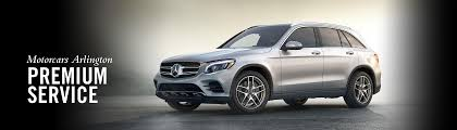 visit park place motorcars in arlington for certified mercedes benz service repair