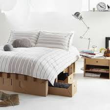 recycled paper furniture. Cardboard Bedroom Furniture Set, Eco Friendly Products Made Of Recycled Paper