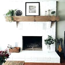 fireplace mantels for brick fireplaces best painted brick fireplaces painted fireplace mantels fireplace mantels for brick fireplaces best painted brick