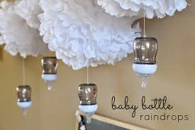 easy baby sprinkle party setup easy baby sprinkle decor clouds and rain baby sprinkle