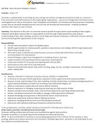 50 Awesome Business Analyst Resume Examples Cover Letter