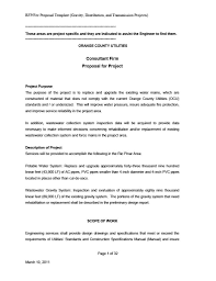 Sample Proposal Letter For Consultancy Services Sample Proposal Letter For Consulting Services Www