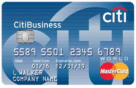 citibusiness world card with citi thankyou rewards