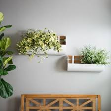 plant wall decor wall planters indoor
