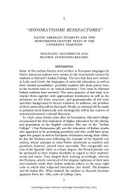 native american essay essay writing meaning urban legend writing  honoratissimi benefactores native american students and two honoratissimi benefactores native american students and two seventeenth century