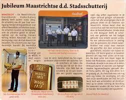 Maestrichtsche DienstDoende Stadsschutterij 1815 - Maastricht, Netherlands