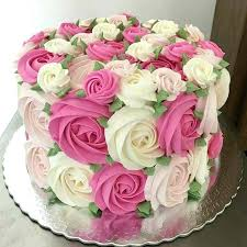 Simple Birthday Cake Icing Ideas Easy Flower Decorating Best Of Mom