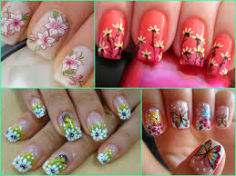 🤷NEW🤷Top 50 Latest Different Types Of Amazing Nail Art Designs ...