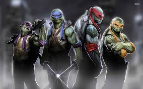 ninja turtle wallpaper. Unique Ninja Teenage Mutant Ninja Turtles Wallpapers Trends With Turtle Pictures  Intended Wallpaper Cave