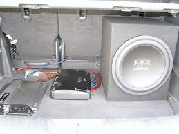 simple amp rack ideas welcome polk audio the actual setup currently excelon x4r 4 channel amp bi amping my sr vifas and jl audio 360 2 bridged powering my mm 12