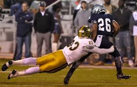 oxford s kendall mccallum tackles clay chalkville s quentin young in clay ala friday