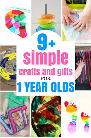 baby craft and gift ideas for one year olds 40+ Best Activities One Year Olds \u2014 Days With Grey