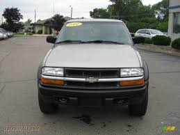 2002 Chevrolet S10 ZR2 Extended Cab 4x4 in Light Pewter Metallic ...