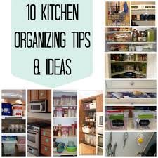Kitchen Organizing 10 Kitchen Organizing Tips Ideas A Girl Organized