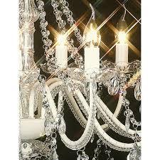 lexington home cassie french provincial 12 arm acrylic chandelier