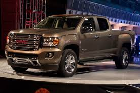 gmc 2015 canyon. Unique Gmc 2015 GMC Canyon Debuts At 2014 Detroit Auto Show Throughout Gmc