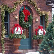Country Christmas Outdoor Decorating Ideas Outdoor Christmas Decorating  Ideas