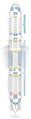seat map american airlines boeing b777 300er seatmaestro