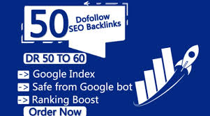 HireAmbassador - make DR 50 to 70 dofollow backlinks for off page seo
