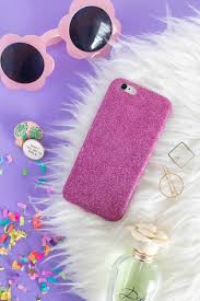 this easy to make glittery diy phone case is worthy of a unicorn