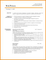 Construction Resume Amazing Construction Resume Examples