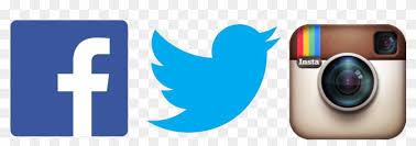 facebook twitter instagram logo. Perfect Instagram Facebook Twitter Instagram Logo Png On