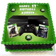 Call of Duty Cakes Flecks Cakes