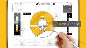 Cad Design Apps For Ipad Morpholio Trace Sketch Cad App Lets You Automatically