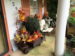 Outdoor Fall Decorating Ideas For Your Front Porch And BeyondDecorating For Fall