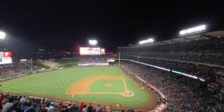 Angel Stadium Section 413 Rateyourseats Com