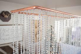 diy copper pipe chandelier