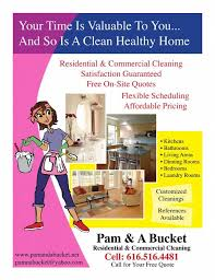House Cleaning Services Flyers Create A Flyer For A Cleaning Services Companny Cleaning