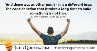 L Ron Hubbard Quotes Beauteous Scientology Quotes By L Ron Hubbard Includes Dianetics Quotes