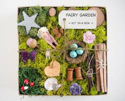 magical diy fairy garden kit from the magic onions hours of enchanted play