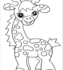 Giraffe Coloring Pages To Print Best Coloring Pages 2018
