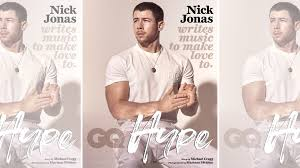 On monday's night episode of the voice, host carson daly took a moment to check up on the jonas brothers star after hearing that he had. Nick Jonas Knows You Play His Music When Lovemaking British Gq