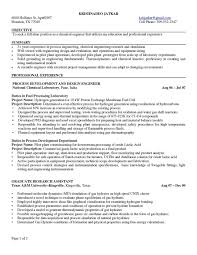 Engineering Resume Samples For Experienced Elegant 100 Civil