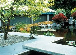 Small Picture Chinese Asian Garden Design With Pond Soothing Asian Garden