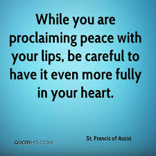 St Francis Of Assisi Quotes Extraordinary St Francis Of Assisi Quotes QuoteHD