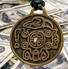 Image result for Money amulet