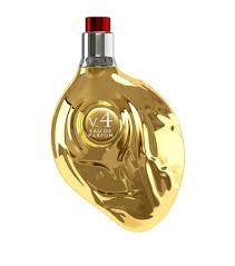<b>Map of the Heart</b> Gold Heart v. 4 Eau de Parfum | Harrods UK