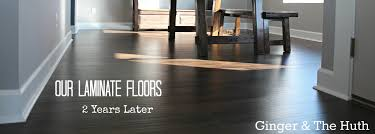 A Little Over Two Years Ago We Ripped Out All Of Our Downstairs Carpet/vinyl  Floor And Replaced It With A Floating Laminate Floor (You Can Read About  The ...