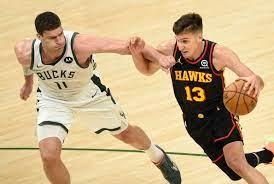 Hawks @ Bucks (Spiel 5) Live Stream | Gratismonat Starten
